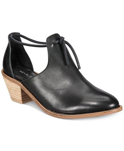 Kelsi Dagger Brooklyn Kalyn Chopout Booties - Boots ...