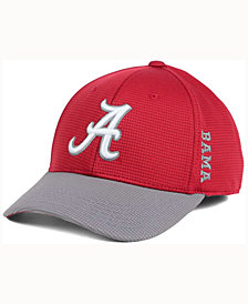 Top of the World Alabama Crimson Tide Booster 2Tone Flex Cap