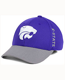 Top of the World Kansas State Wildcats Booster 2Tone Flex Cap