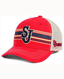 Top of the World St John's Red Storm Sunrise Adjustable Cap