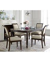 e6f831c6c Syrah Dining Furniture, 7-Pc. Set (Dining Table, 4 Side Chairs