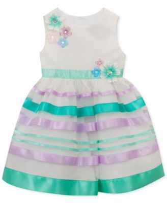 Baby Girl Clothing & Dresses - Macy's