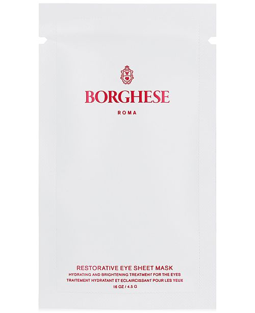 Borghese Free Multimask gift with any $50 Borghese purchase