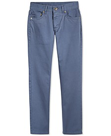 Alexander Stretch Twill Pants, Big Boys, Created for Macy's