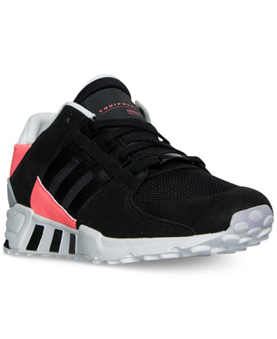 adidas EQT Support 93/17 boost white pink red glitch camo