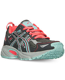 Asics Girls' GEL-Venture 5 Trail Running Sneakers from Finish Line
