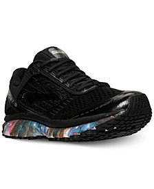 Brooks Men's Ghost 9 Night Sky Running Sneakers from Finish Line