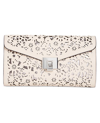 INC International Concepts Eryn Perforated Clutch, Created for Macy's