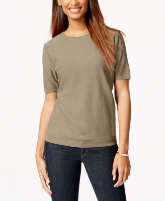 Short Sleeve Women's Sweaters - Macy's