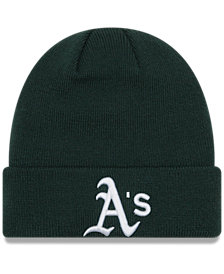 New Era Oakland Athletics Basic Cuffed Knit Hat