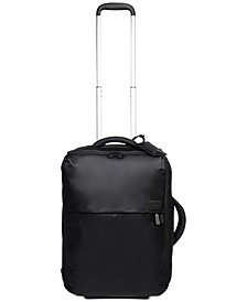 "Foldable 20"" 2-Wheel Softside Carry-On"