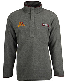 Columbia Men's Minnesota Golden Gophers Harborside Fleece Pullover