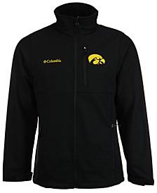 Men's Iowa Hawkeyes Ascender Softshell Jacket