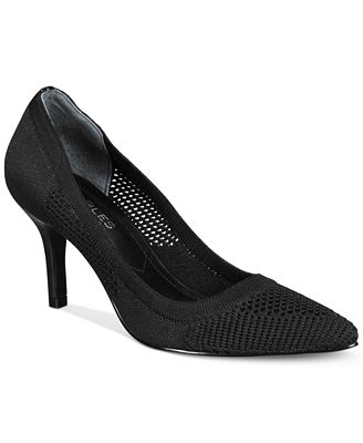 CHARLES by Charles David Strung Pumps