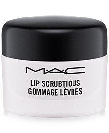 MAC Lip Scrubtious Lip Scrub