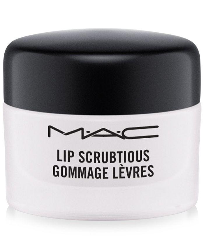 MAC - LIP Scrubtious