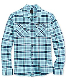 Men's That'll Work Flannel Cotton Shirt