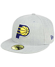 New Era Indiana Pacers All Heather 59FIFTY Cap