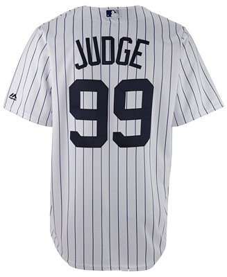 Majestic Men S Aaron Judge New York Yankees Player Replica