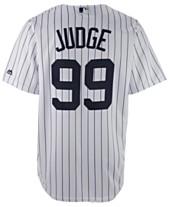 Majestic Men s Aaron Judge New York Yankees Player Replica CB Jersey 12d6ab95952