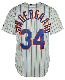 Noah Syndergaard New York Mets Player Replica CB Jersey, Big Boys (8-20)