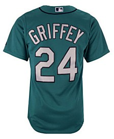 Ken Griffey Jr. Seattle Mariners Player Replica CB Jersey, Big Boys (8-20)