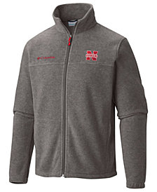 Columbia Men's Nebraska Cornhuskers Flanker Full-Zip Jacket