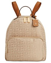 Tommy Hilfiger Julia Logo Jacquard Dome Backpack 93d8a012489d0