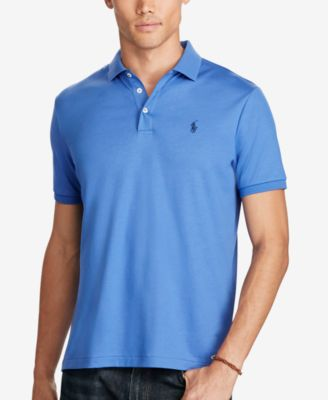 Image of Polo Ralph Lauren Men's Classic-Fit Soft Touch Polo