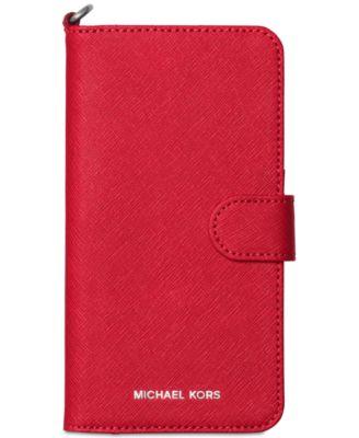 MICHAEL Michael Kors iPhone 7 Plus Tab Folio Case
