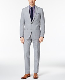 Gray Mens Suits: Blue, Black, Gray - Macy's