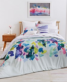 bluebellgray Palette Mint Reversible Bedding Collection