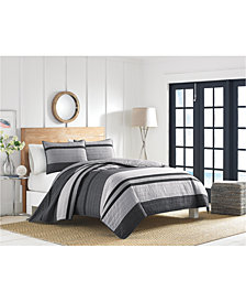 Nautica Vessey Cotton Twin Quilt