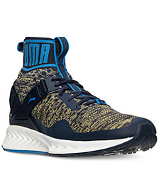 Puma Men's Ignite Evoknit Casual Sneakers from Finish Line