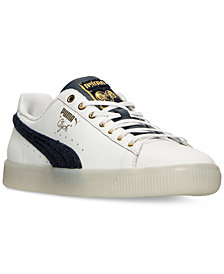 Puma Men's Clyde BHM Casual Sneakers from Finish Line