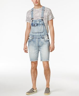 American Rag Men's Cotton Overall Shorts, Created for Macy's ...