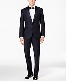 Men's Navy Modern-Fit Tuxedo Separates, Created for Macy's