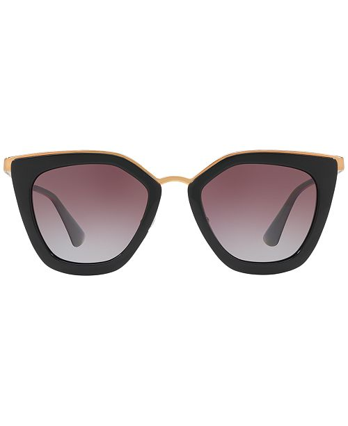 9beb616e3c11 Prada Polarized Sunglasses , PR 53SS CINEMA & Reviews - Sunglasses ...
