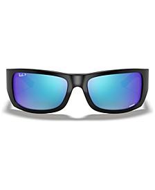 Polarized Sunglasses , RB4283 CHROMANCE