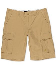 mens cream stretch cargo shorts - Shop for and Buy mens cream ...