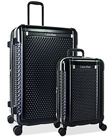 Calvin Klein Driver Hardside Spinner Luggage Collection