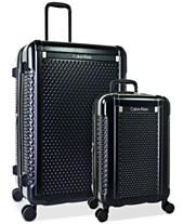 4ce2de74a8 Calvin Klein Driver Hardside Spinner Luggage Collection