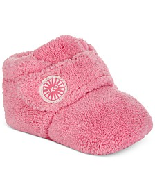 UGG® Baby Girls Bixbee Booties