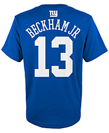 Outerstuff NFL Odell Beckham T-Shirt, Little Boys (4-7)