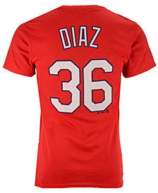 Majestic Aledmys Díaz St. Louis Cardinals Official Player T-Shirt, Big Boys (8-20)