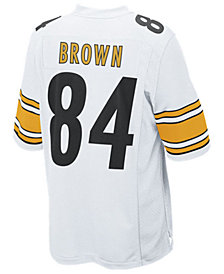 Nike Antonio Brown Pittsburgh Steelers Game Jersey, Big Boys (8-20)