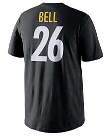 Nike Le'veon Bell Pittsburgh Steelers Pride Name and Number T-Shirt, Big Boys (8-20)