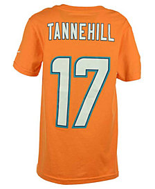 Nike Ryan Tannehill Miami Dolphins Pride Name and Number T-Shirt, Big Boys