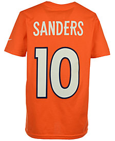 Nike Emmanuel Sanders Denver Broncos Pride Name and Number T-Shirt, Big Boys
