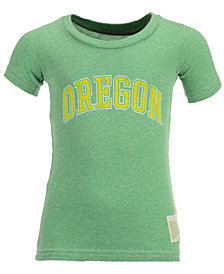 Retro Brand Oregon Ducks Triblend T-Shirt, Toddler Boys